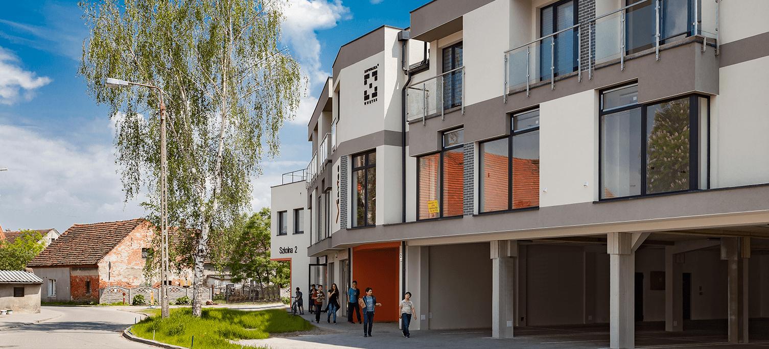 Apartamenty Vertigo - budynek