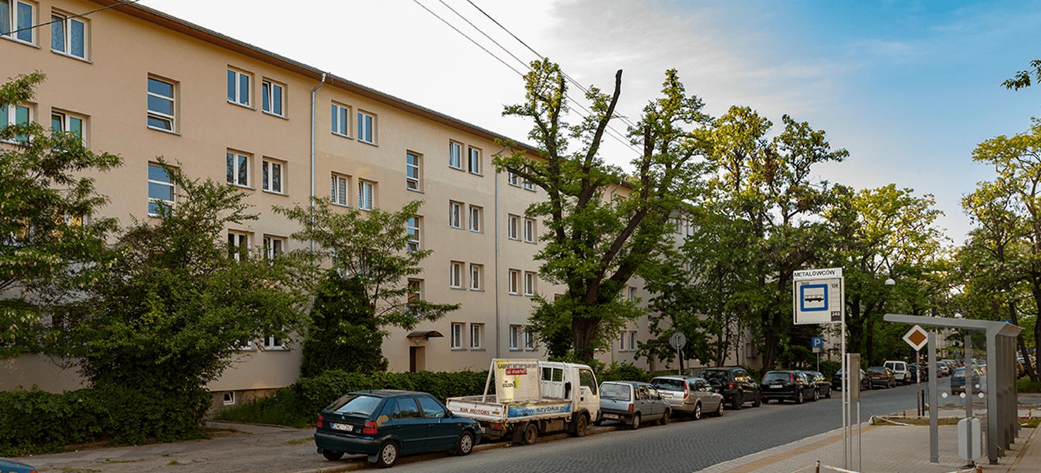 Mieszkania Górnicza - budynek I