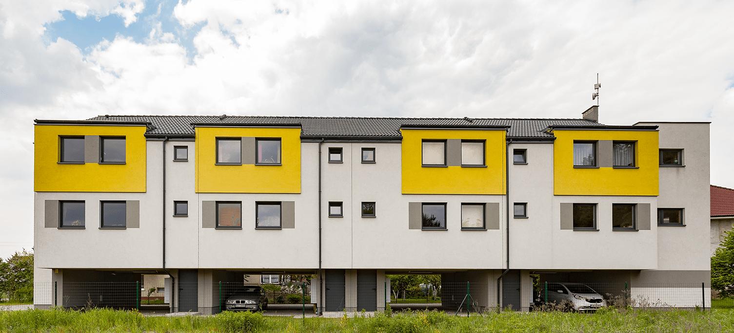 Mieszkania Vittalia - budynek I