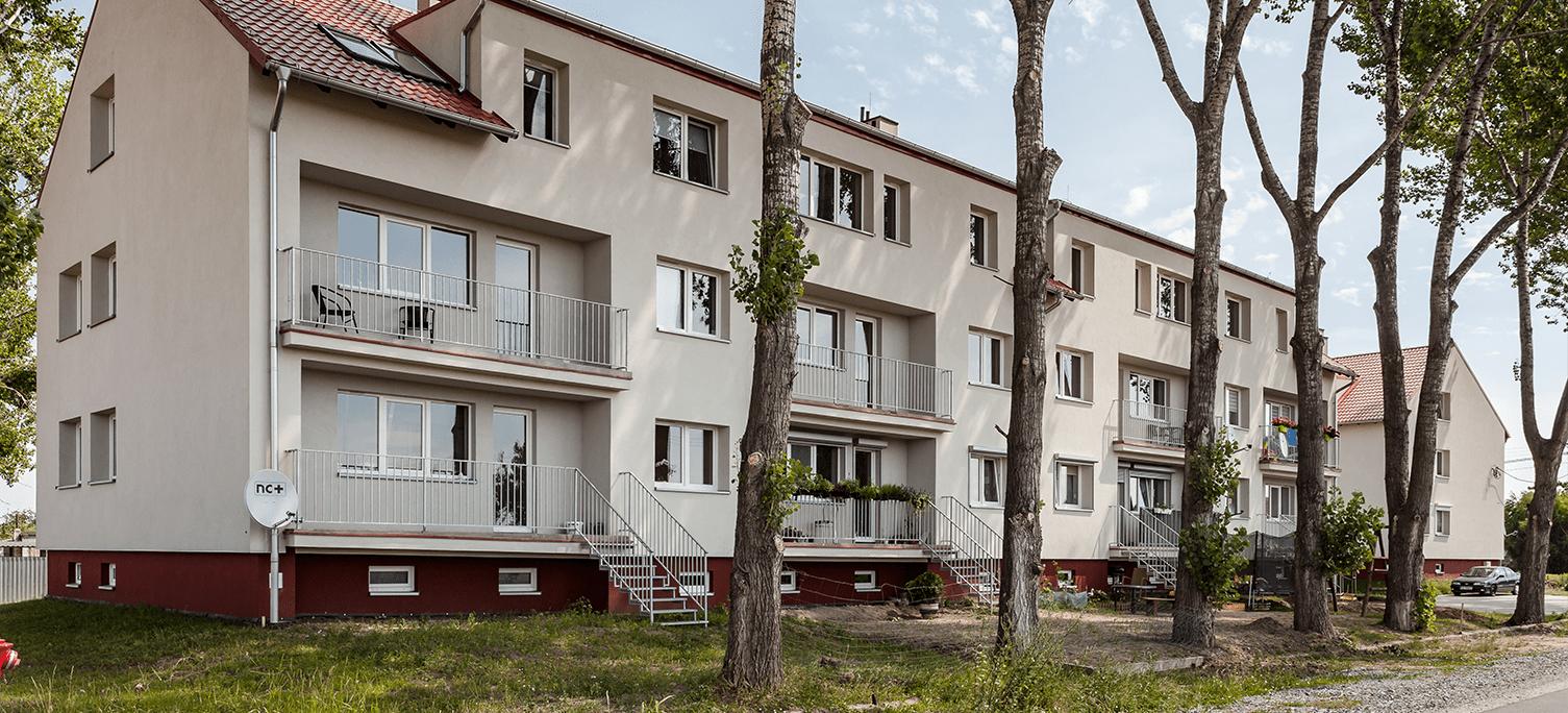 Osiedle Nowa Żórawina - 1
