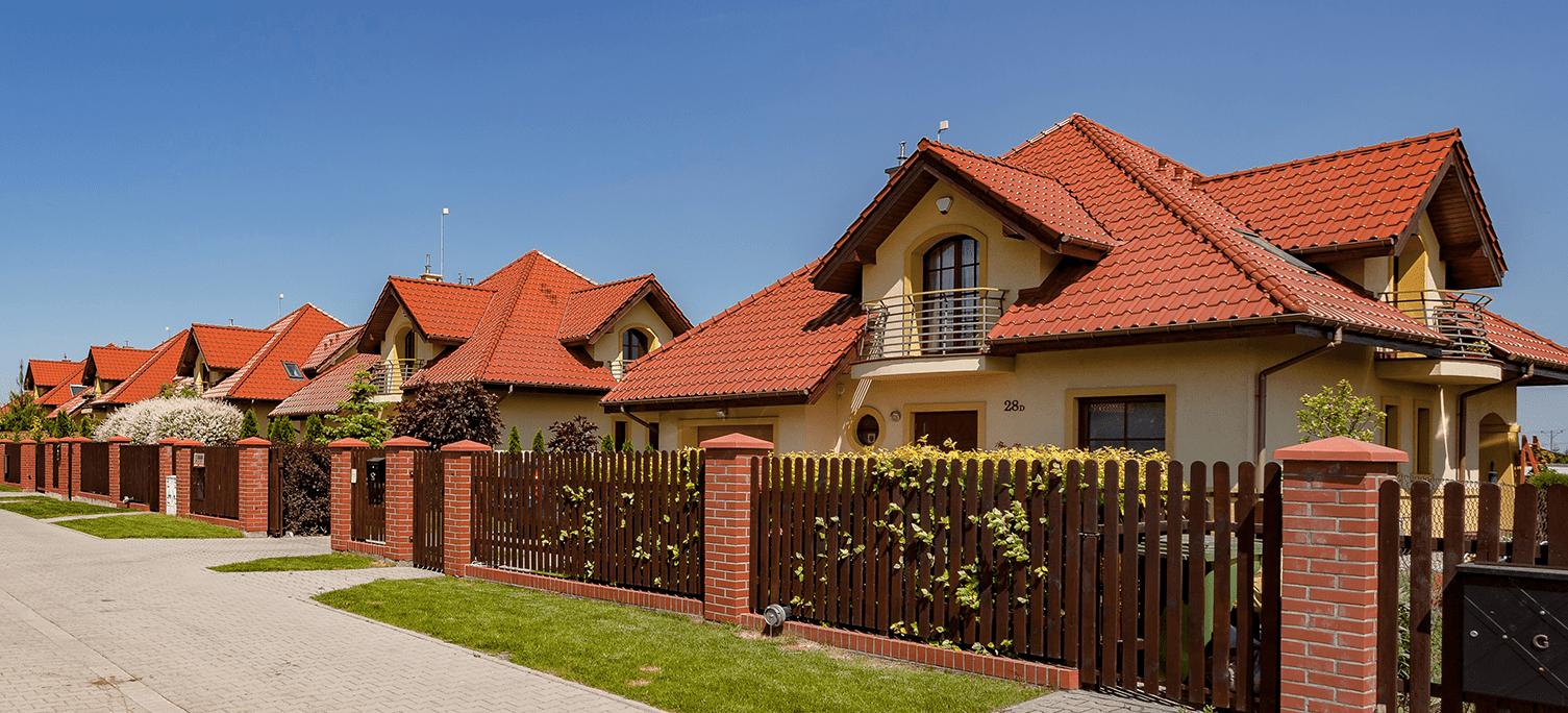 Osiedle Cyprysowe - budynki I