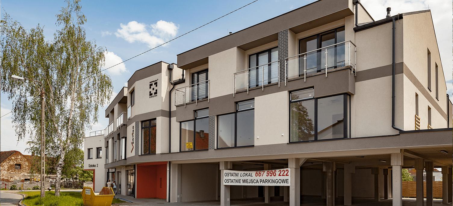 Apartamenty Vertigo - budynek II