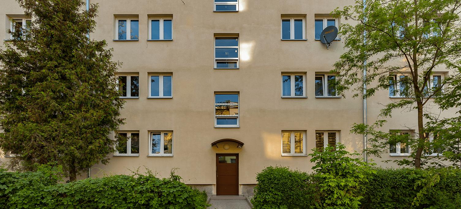 Mieszkania Górnicza - budynek II