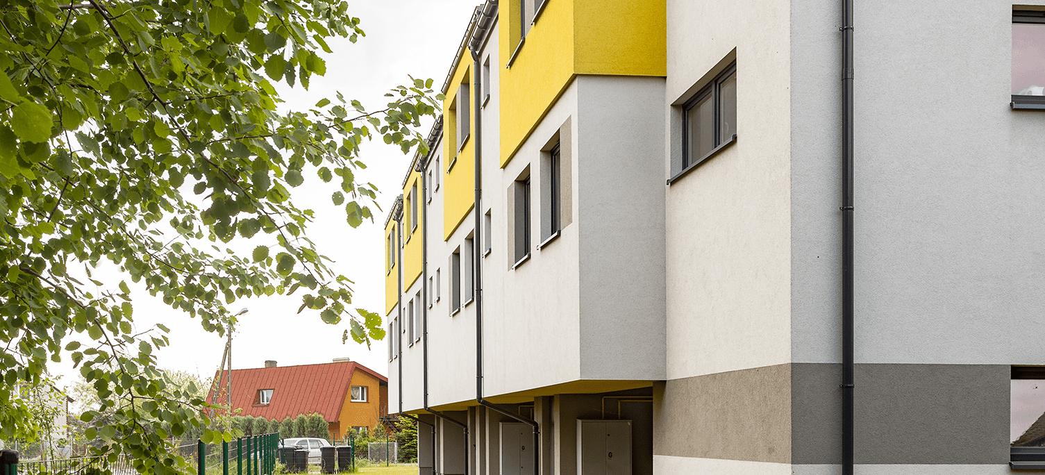 Mieszkania Vittalia - budynek II