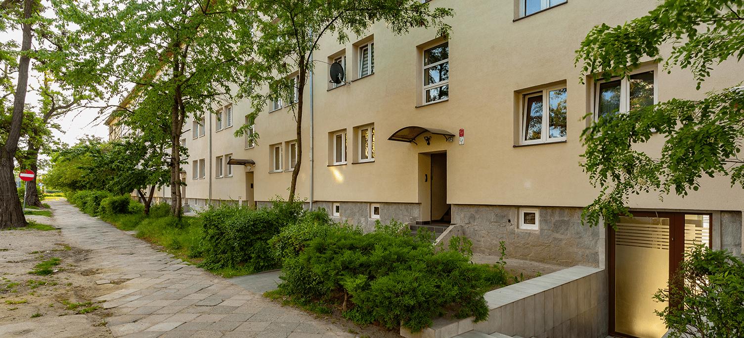 Mieszkania Górnicza - budynek III