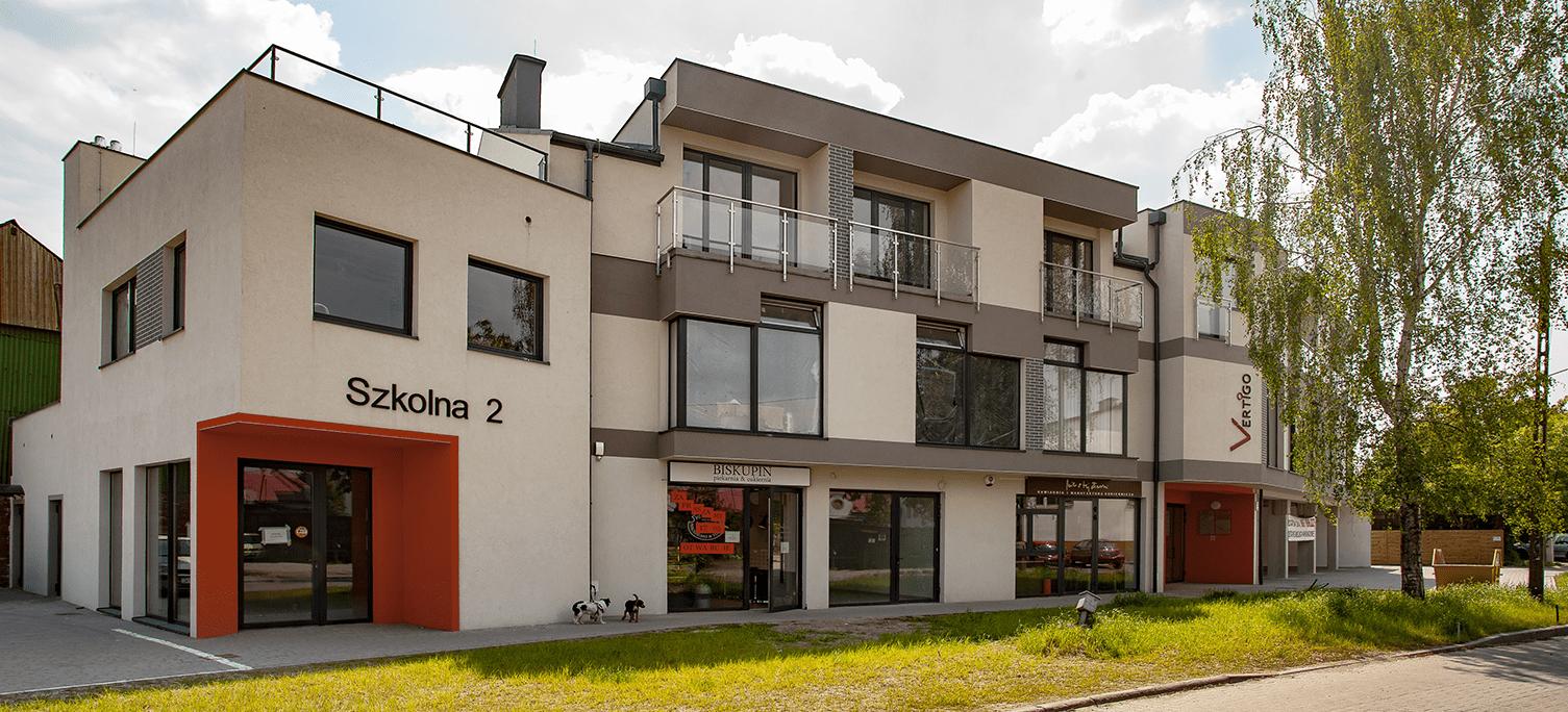 Apartamenty Vertigo - budynek III