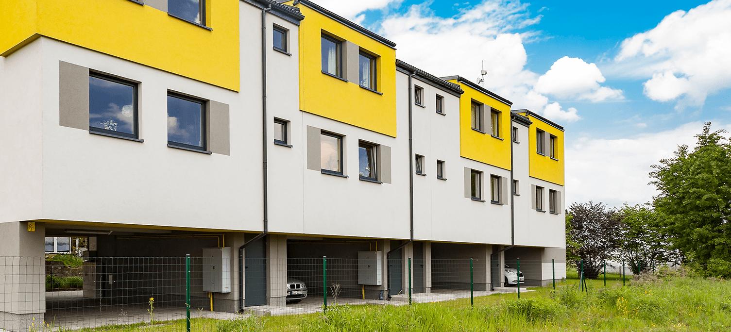 Mieszkania Vittalia - budynek
