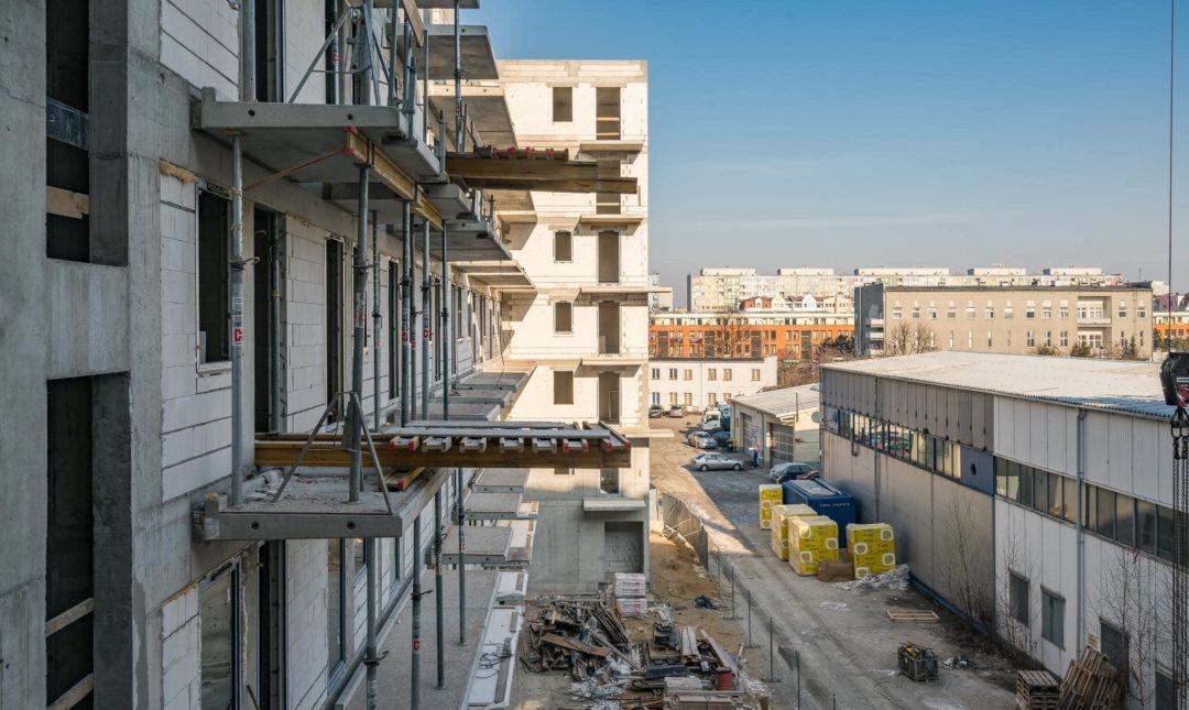 Microklimat - postępy budowy 11