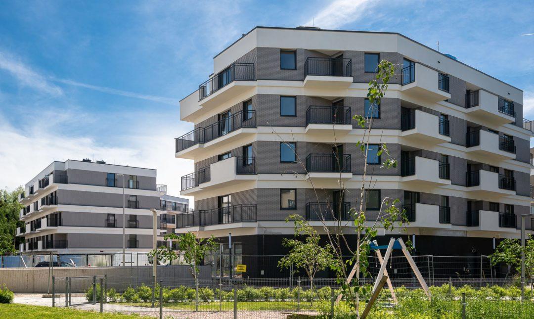 Osiedle Przystań - zakończenie prac budowlanych - 4