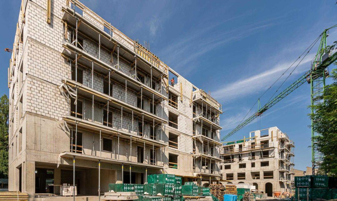 ApartHotel - postępy w pracach budowlanych - 5