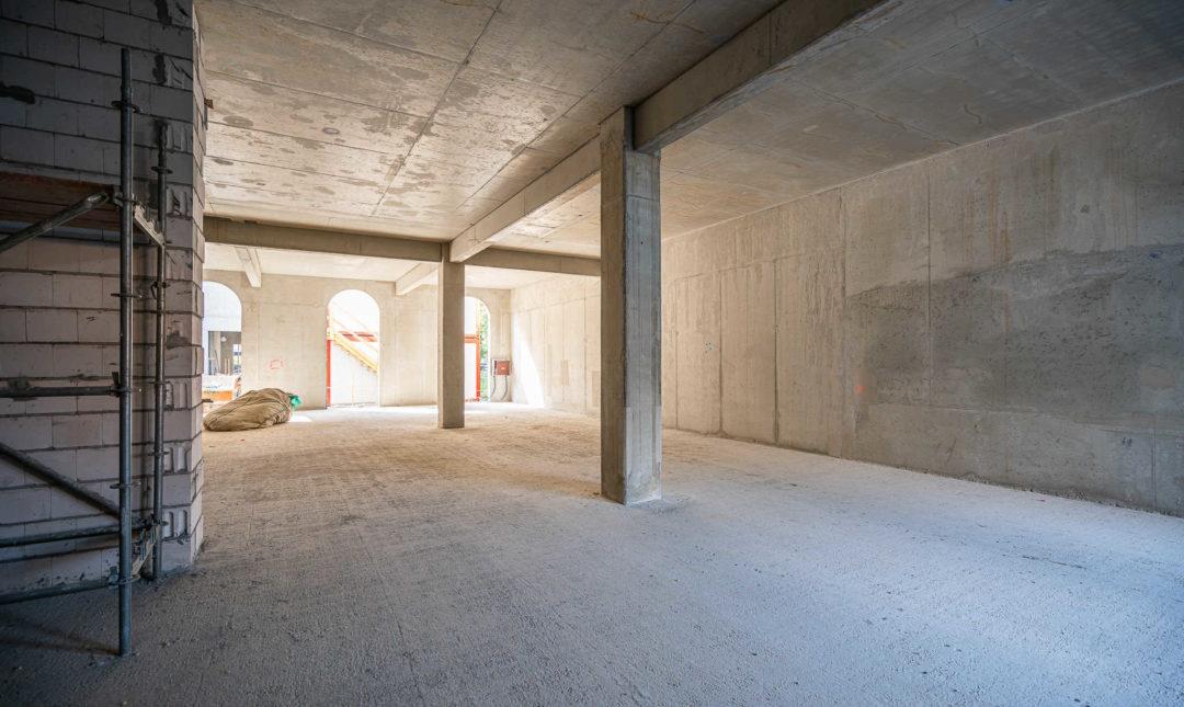ApartHotel - postępy w pracach budowlanych - 11