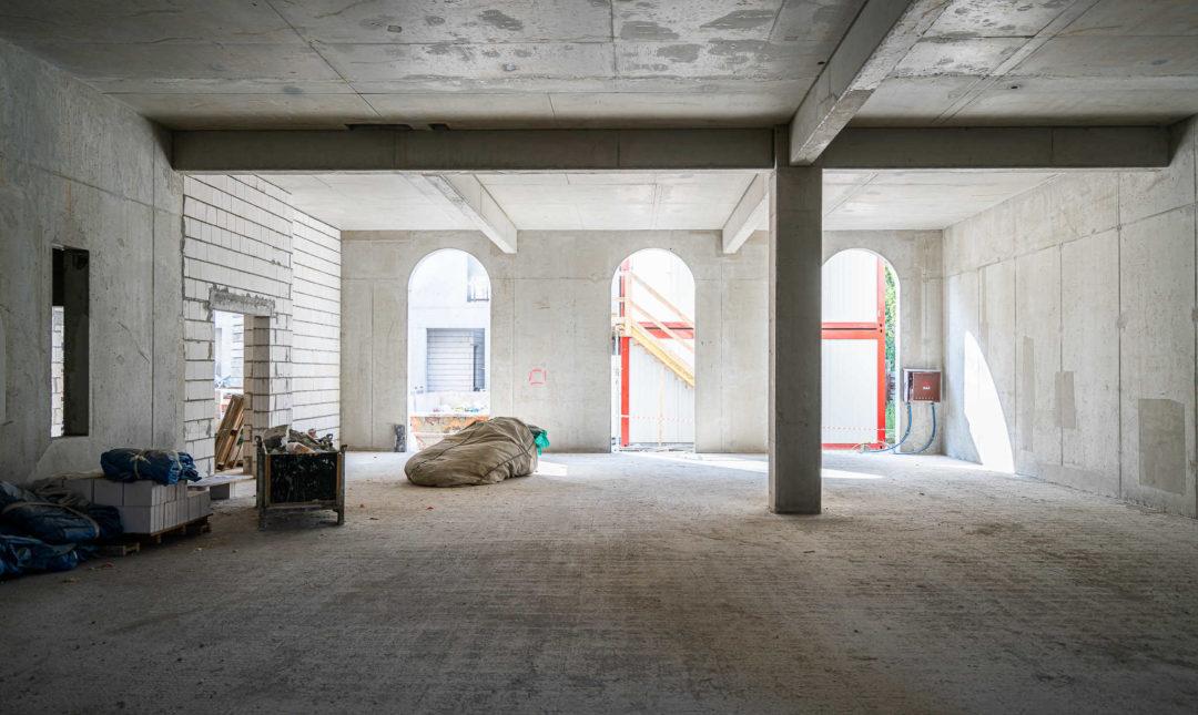 ApartHotel - postępy w pracach budowlanych - 12