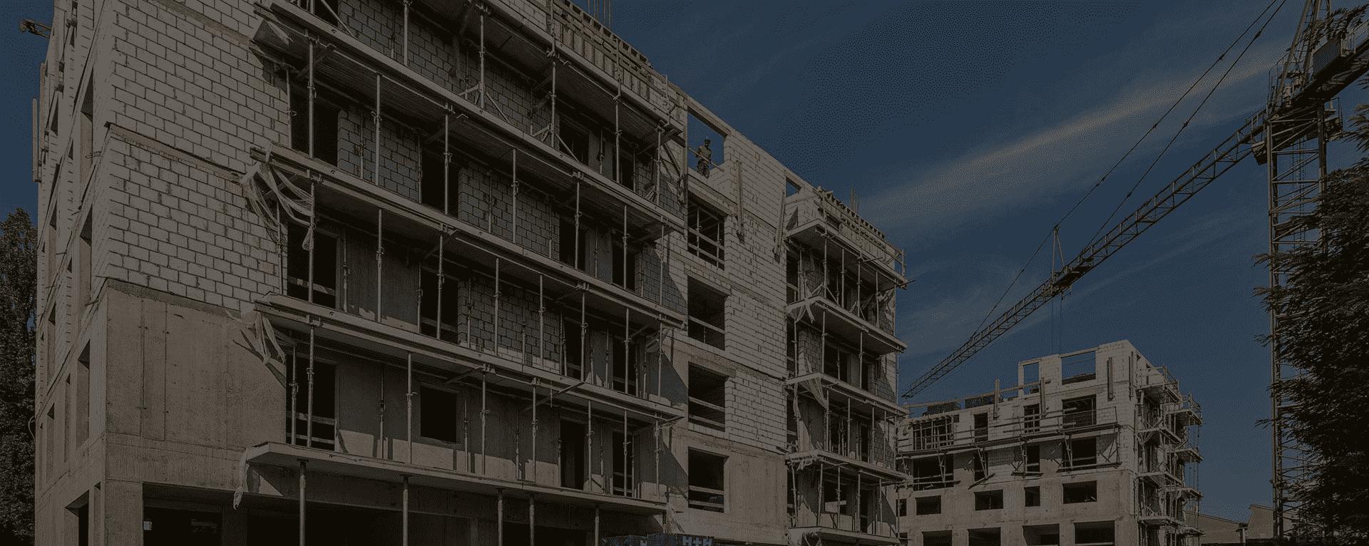 ApartHotel - postępy w pracach budowlanych - 1