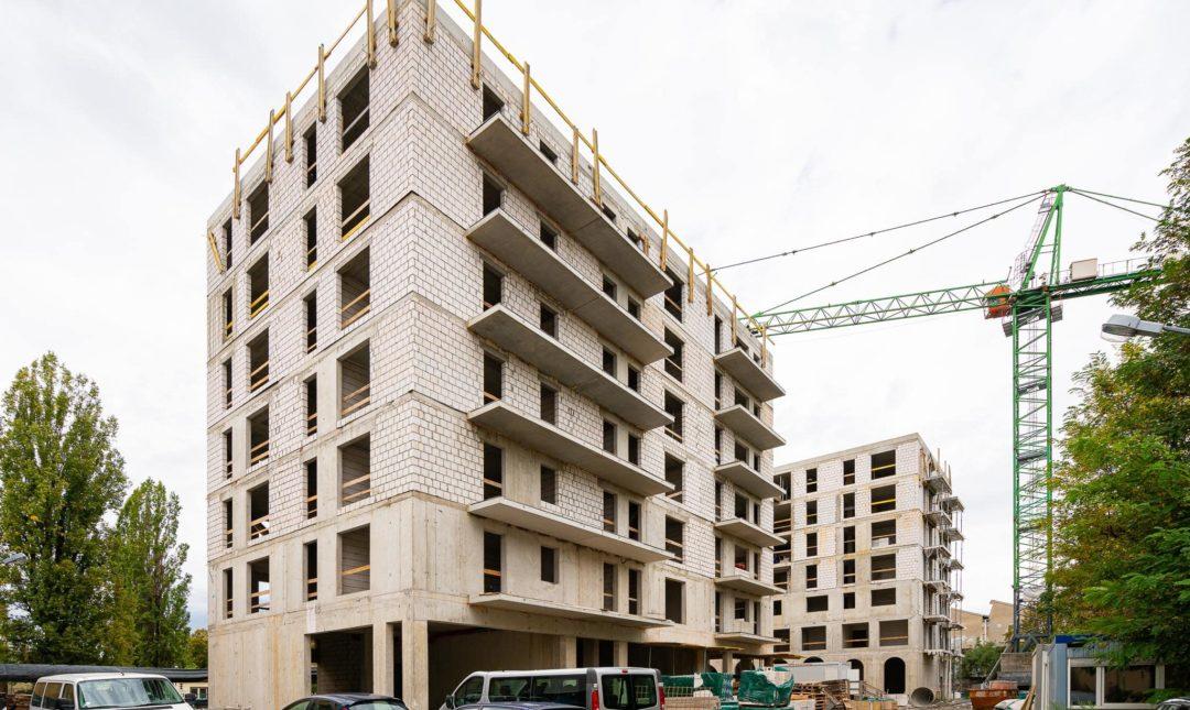 Halo Apartamenty - postępy w budowie - 5
